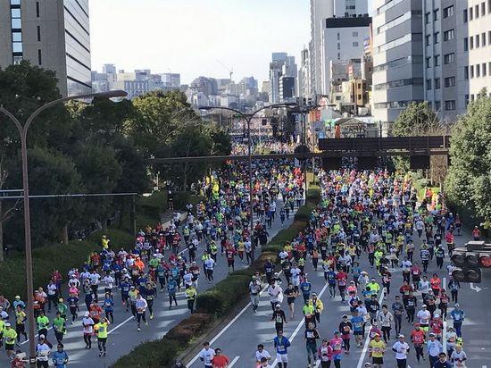 Tokyo marathon 2017.2.26.jpg